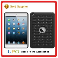 [UPO] New Arrival Anti-Slip Shiny Diamond Back Cover Case for iPad mini 4