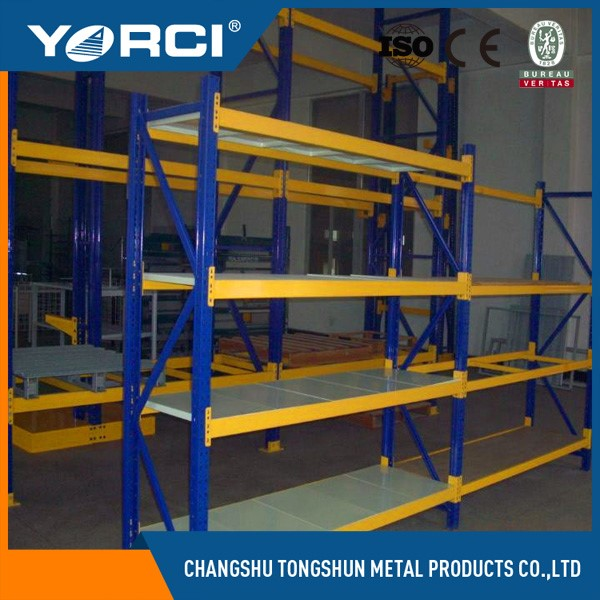 Wholesale china products adjustable warehouse middle duty cantilever rack/Yuan da factory warehouse racks/storage rack shelves