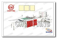 side seal and bottom seal plastic bag making machine(CW-800SBD)