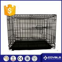 Aluminium Chain Link Dog Cage Kennel Made In China