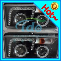 Car led head lamp for Lada 2107