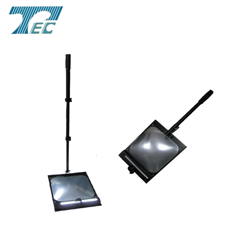 Under car dangerous to rule out mirror TEC-V5 under vehicle inspection mirror with LED light for sale