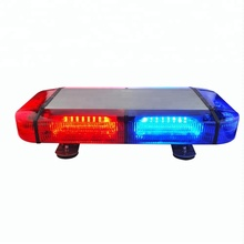 Police led mini security car led light bar