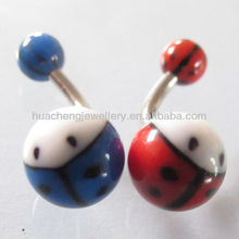 New fashion belly button rings body piercing jewelry
