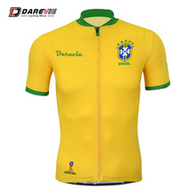 OEM High Quality All Size Short Sleeves Summer Male Cycling Clothing Design