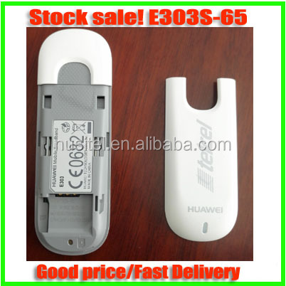 Unlocked E303s-65 Huawei USB Modem Dongle 3G wireless modem 850/900/1800/1900MHz usb modem