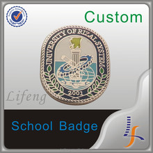 Custom University Badge
