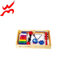 Lovely Cute Kids Baby Gift Musical Instrument Percussion Toy Set