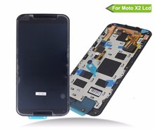 Wholesale Replacement for moto x (2nd gen) xt1096 lcd screen assembly