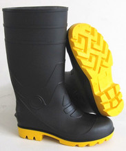 pvc Rubber Shoes/ Boots/ Industrial Safety Shoes