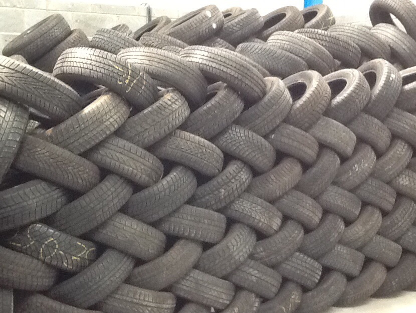 Commercial part worn used tyres all sizes available