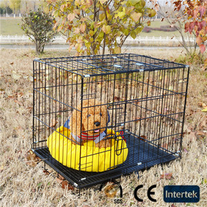 Cage Easy Assamble Folding Wire Cage indoor Cage for Small Dogs