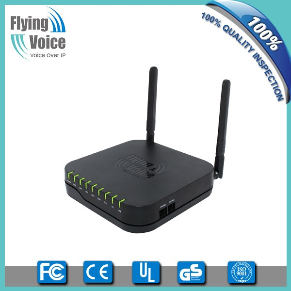 Flyingvoice latest wireless Mini IP PBX Asterisk and OpenWRT based