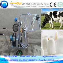 High quality electric goat milking machine with competitive price