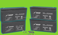 12V7AH Maintenance free dry batteries for ups