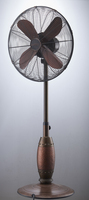 Metal material fan Oscillating Indoor Standing Floor Fan Oscillating Pedestal Fan
