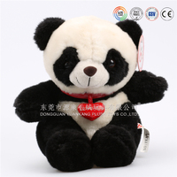 PV fleece Chinese Panda Stuffed Animal Plush Toy top high quality