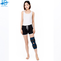 Neoprene Open Patella Knee Support Sports Running Knee Brace