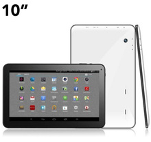 "New Tablet PC with Android 4.4 10"" Quad Core from Factory Promotion 1GB + 16GB Android Smart Tablet PC"