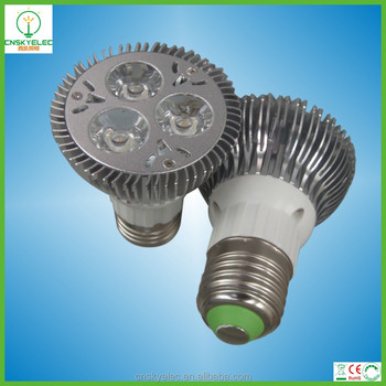 Spot Lighting Lvd Emc Rohs 2700-7000k 6w Led Bulbs Led Par20 Gu10 ...