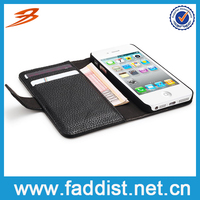 2013 New Products Hot Wallet Case for iphone 5
