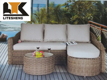 Lastest Design Hot Sale Classic Sofa balcony sofa set