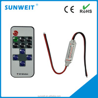 12V RF Wireless Remote Switch Controller