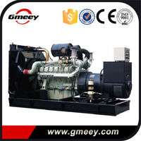 Gmeey CE certificated cheap electric DOOSAN portable silent diesel generator