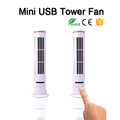Hot Selling JY502 Mini USB Bladeless Tower Fan For Home/Office