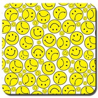 TSAUTOP Gurantee 5 Years Happy Smile Face Cartoon Bomb Stickers Car Wraps Vinyl