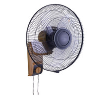 best wall mount oscillating fan electric size