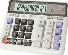 12 digits electrical power calculator KT-2135