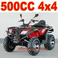 EEC 4x4 500cc Four Wheeler