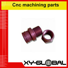 high quanlity precision cnc machining motorcycle spare parts