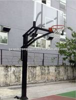 Adjustable In-ground basketball systems for sale