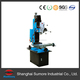 3 axis China brand high precision numerical depth readout vertical metal milling machine SP2209S