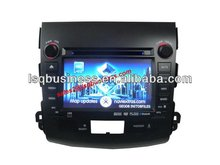 Car audio player for PEUGEOT 4007 with GPS navi and steering wheel control,ST-4007