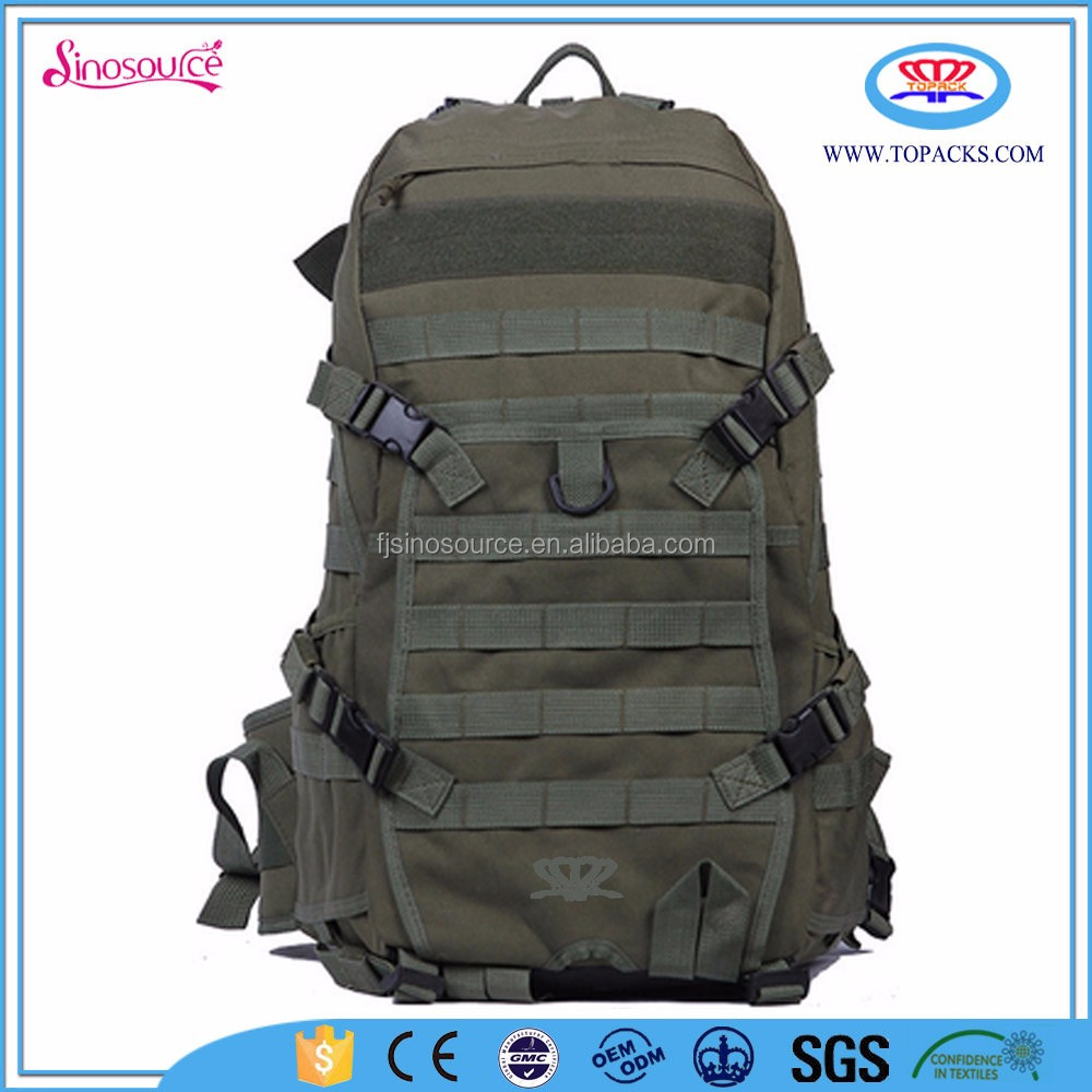 Wholesale new camouflage swim backpackwith high quality