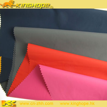 Full dull 280T sportswear fabric polyester pongee fabric