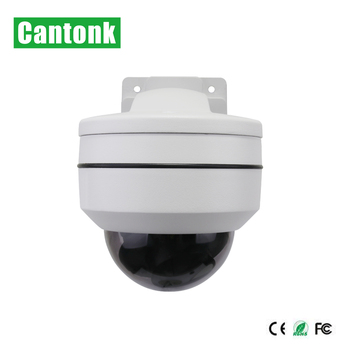Cantonk 2p dome metal and plastic sony internal poe mini ip ptz camera
