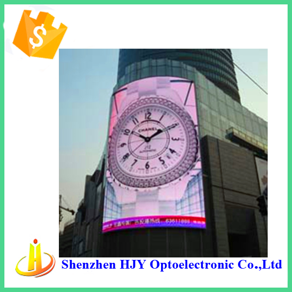 on sale P10 large outdoor digital clock