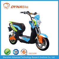 Fasionable Design 16*3.0 Tubed Tyre Brushless Motor Electric Lithium Battery Mobility Scooter