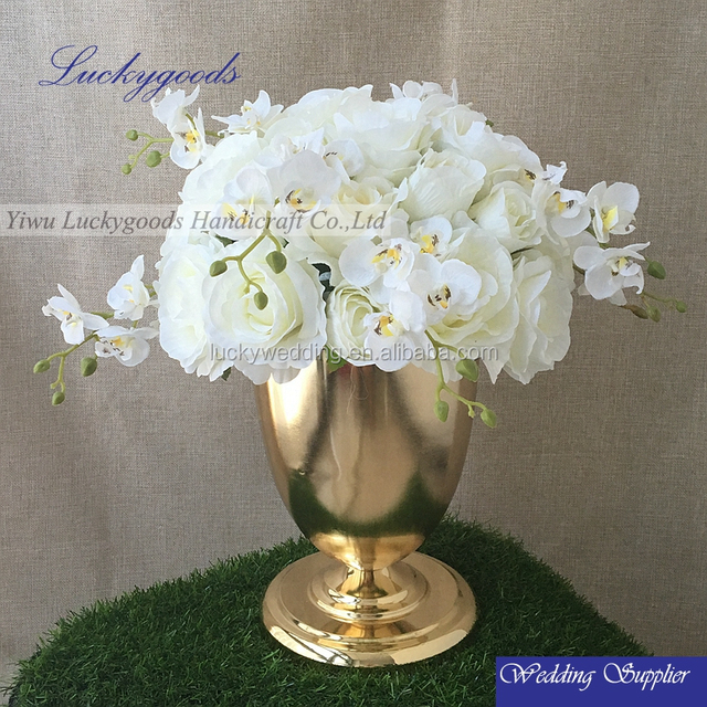 white rose table decoration artificial flower arrangements in vases