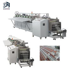 Toilet Tissue Paper Roll Wrapper Packing Machines Wrapping Jumbo Rolls by PE Film
