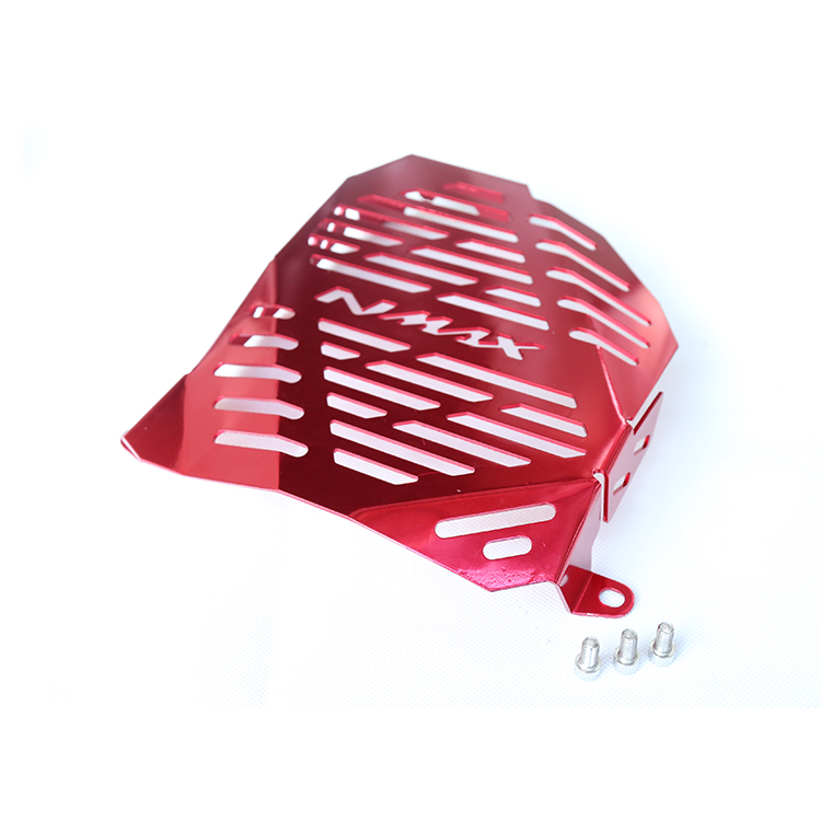 Motorcycle Racing Water Coolant Tank Guard Cover For Yamaha NMAX 155