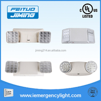 JLEU5 cUL UL Emergency LED Light with twin spot 1.2W Lamp Head -China TOP 1 Emergency LED Lighting Manufacturer Since 1967 -164Z