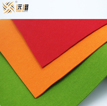 High quality 100% polyester 3mm needle punched non woven felt