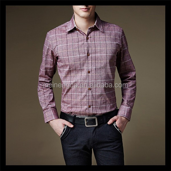 new model dress 2014 plus size long sleeve korean men style shirts