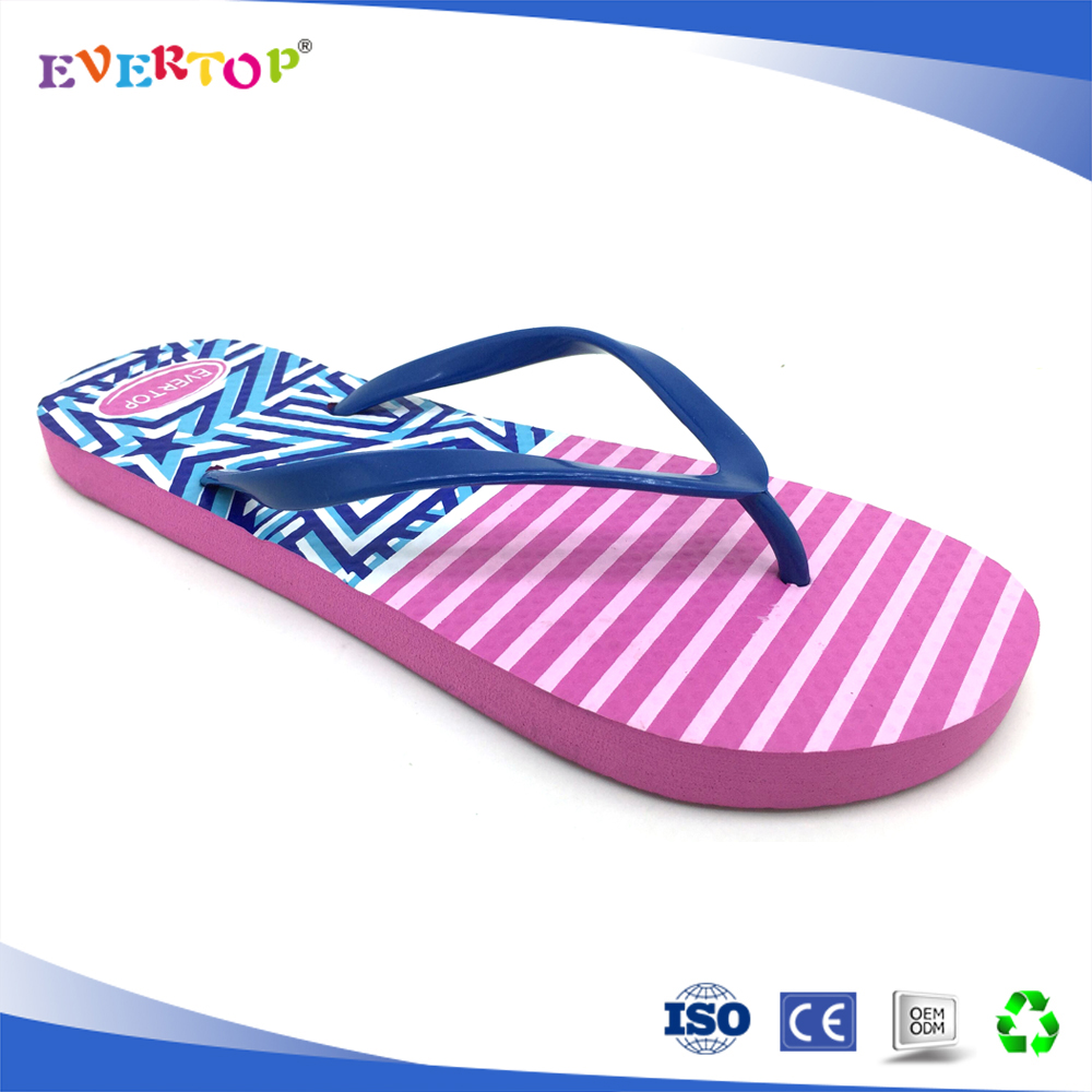 2016 cheap women beach shoes High quality comfortable and sport Ladies Slipper Anti-Slip Sandals flip flops