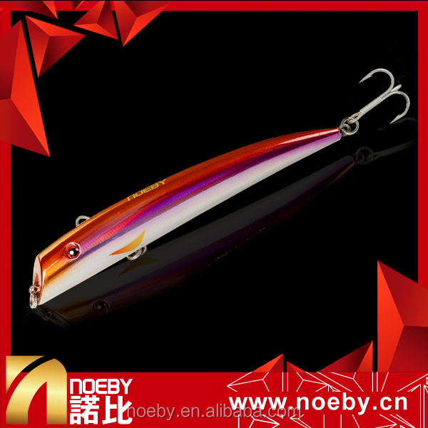 NBL 9153 120mm 19g 2015 Floating Salt Water Fishing Tackle Wholesale